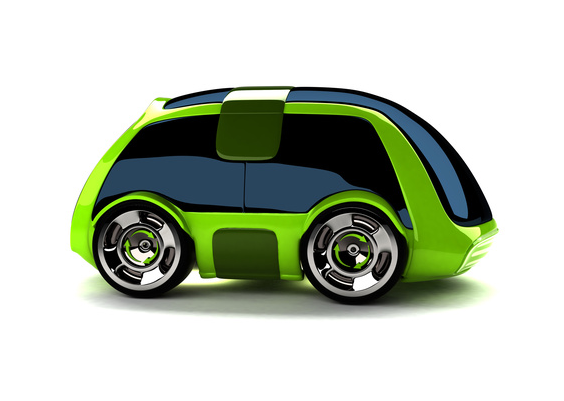 Renault Twizy, lauréat du «Red Dot product design Award 2012 »