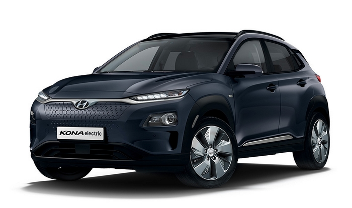 hyundai kona lectrique le nouveau suv vedette. Black Bedroom Furniture Sets. Home Design Ideas