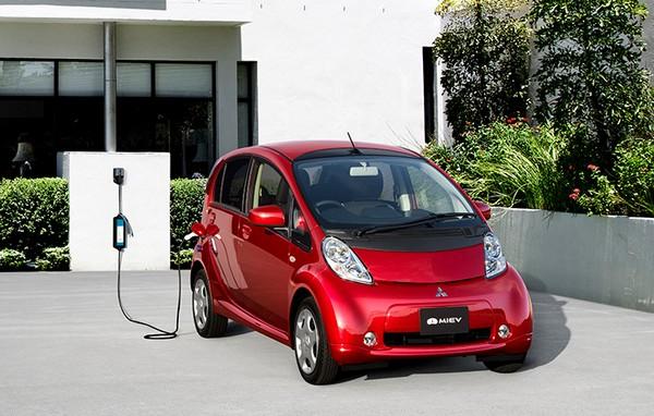 I Miev électrique 2009 de Mitshubishi Motors